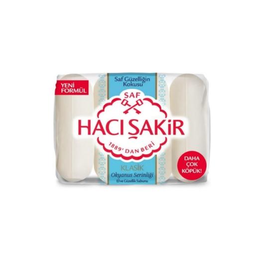 Hacışakir Sab. Güzellik 4x70 Gr. Klasik resmi