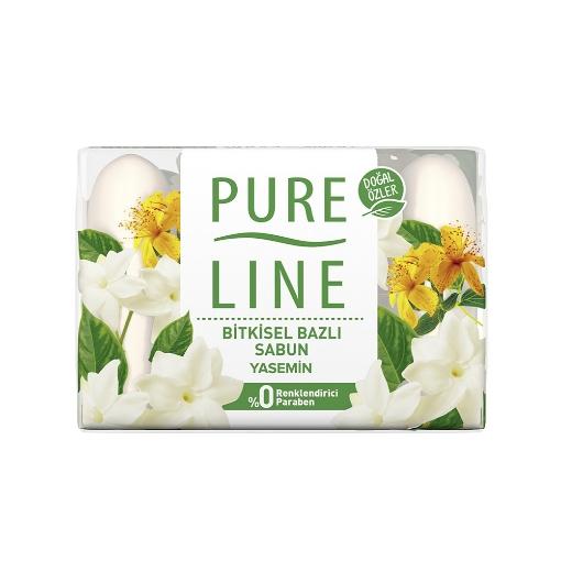 Pure Line El Sabunu 4x70 Gr. Yasemin resmi
