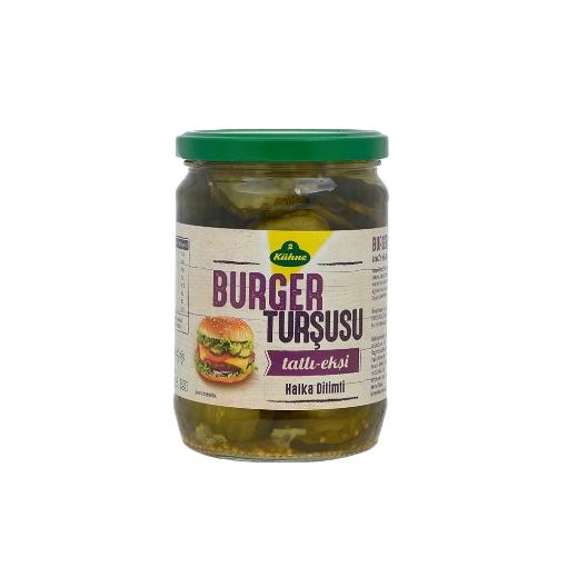 Kühne Turşu Burger 530 ml. resmi