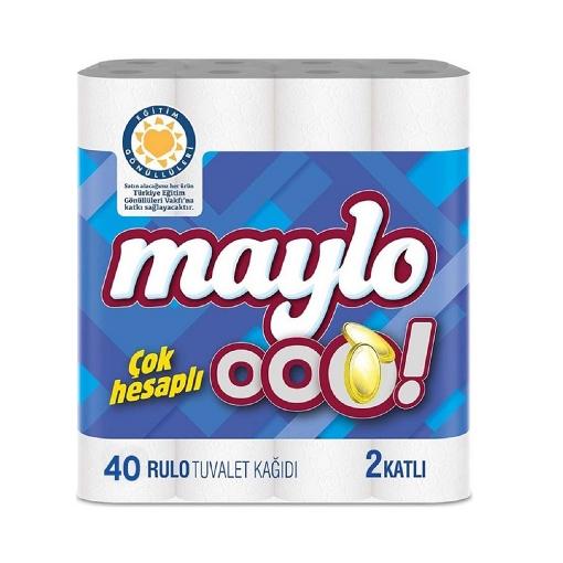 Maylo Tuvalet Kağıdı 40'lı resmi