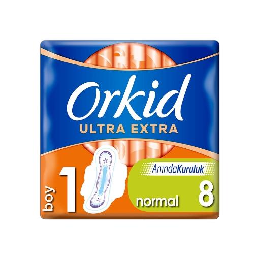 Orkid Ultra Extra Tekli Normal 8'li (1) resmi